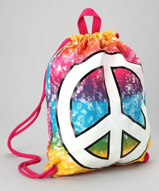 Image Rough Rainbow Sling Bag
