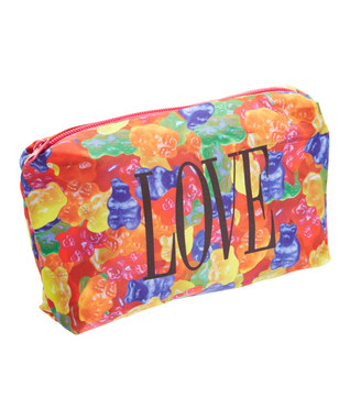 Image Small Gummy Bear Love Makeup Case