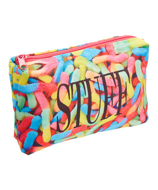Image Small Gummy Worm Stuff Makeup Case