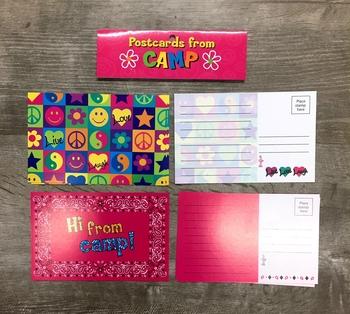 Image Symbols/Bandana Post Card Set