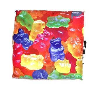 Image Gummy Bear Autograph  Pillow