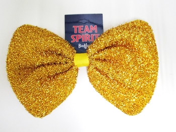 Image Giant Sparkle Bow Hair Clippie