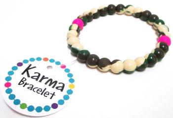 Image Karma Camo Bracelet