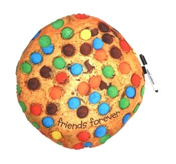 Image Cookie  Autograph Pillow