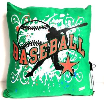 Image Baseball Autograph Pillow