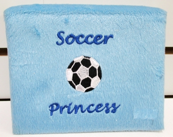 Image Soccer princess Photo Album