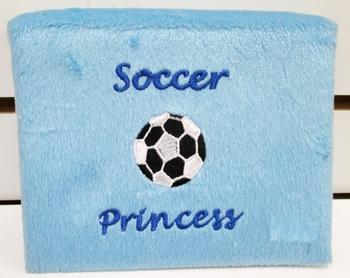 Image Soccer princess Photo Album