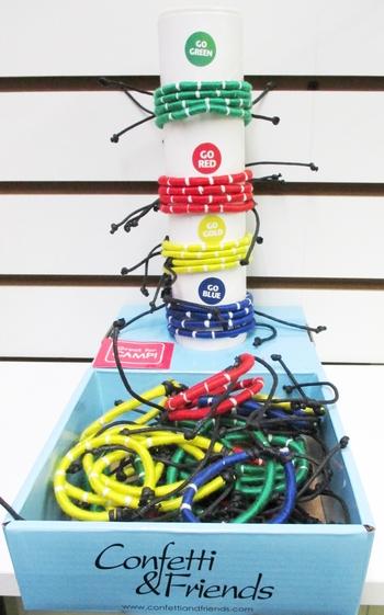 Image Camp Spirit  Pulltie Bracelet