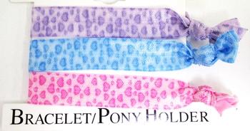 Image Animal Print Bracelet Ponies
