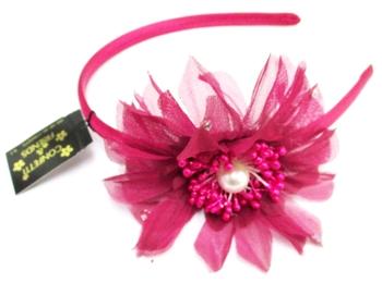 Image Large Flower Headband