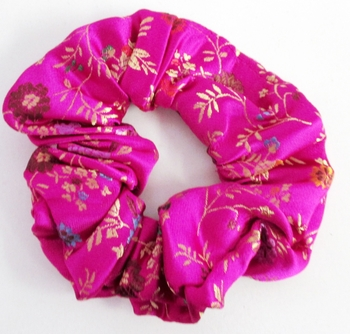 Image Chinese Satin Scunchie