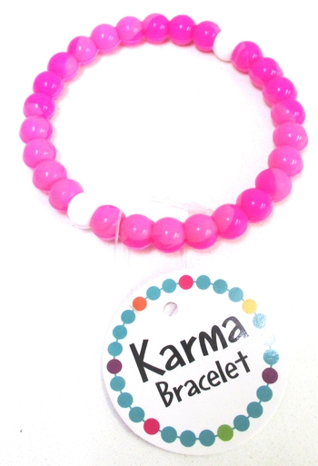 Image Karma Pink Camo Bracelet