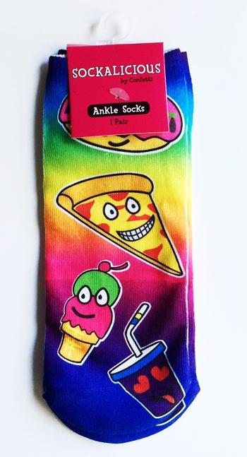 Image Junk Food Ankle Sock