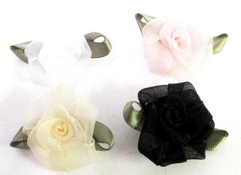 Image Chiffon Rose Velcro