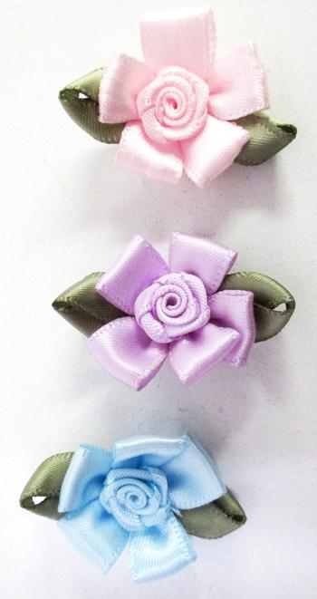 Image Pastel Flower Velcro