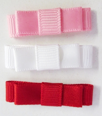 Image Tuxedo Bow Velcro
