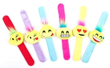 Image Emoji Man Hairy Slap Bracelet