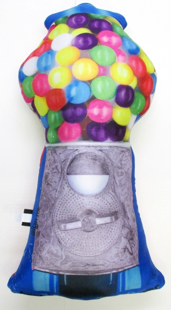Image Gumball Double Sided Autograph Pillow