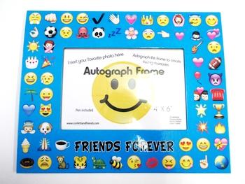 Image Multi Icons Frame