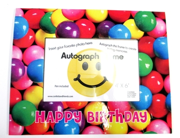 Image Gumball Birthday Frame