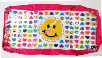 Image Hearts & Emoji Underbed Storage