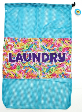 Image Sprinkle Laundry Bag