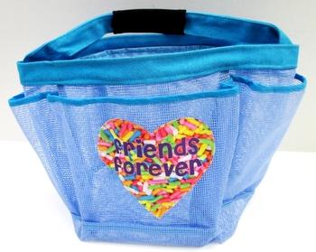 Image Sprinkles Shower Caddy