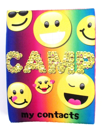 Image Camp Emoji Contact Book