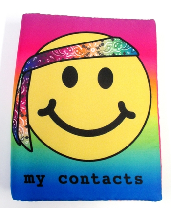 Image Bandana Man Contact Book
