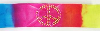 Image Peace Microfiber Headwrap