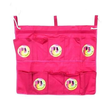 Image Pink Rainbow Smile Shoe Bag