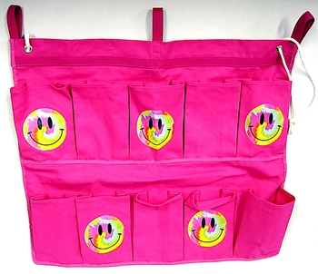 Image Pink Rainbow Smile Shoe Bag