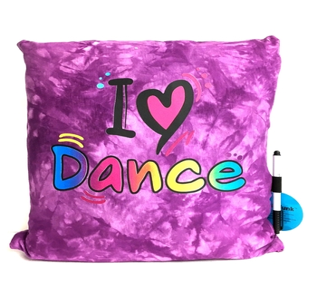 Image I love Dance Autograph Pillow