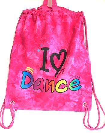 Image I Love Dance Sling Bag