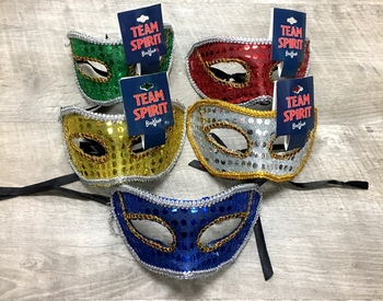 Image Sequin Color War Mask