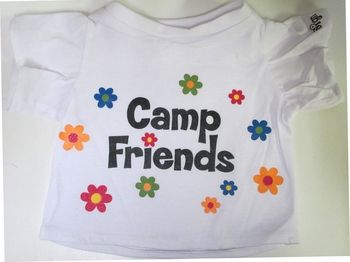 Image Camp Friends T for Teddy