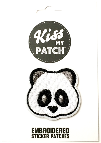 Image Panda Sticker Patch