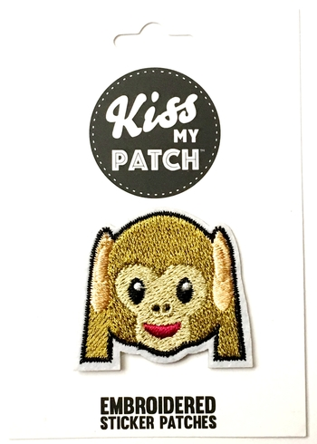 Image Monkey Sticker Patch
