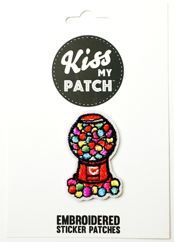 Image Gumball Machine Sticker Patch
