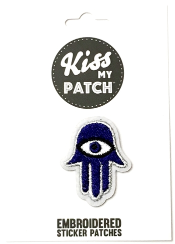 Image Hamsa Sticker Patch
