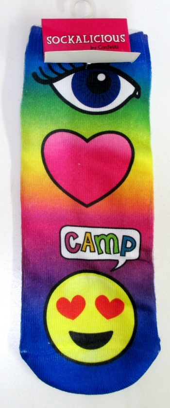 Image I Love Camp Ankle Socks