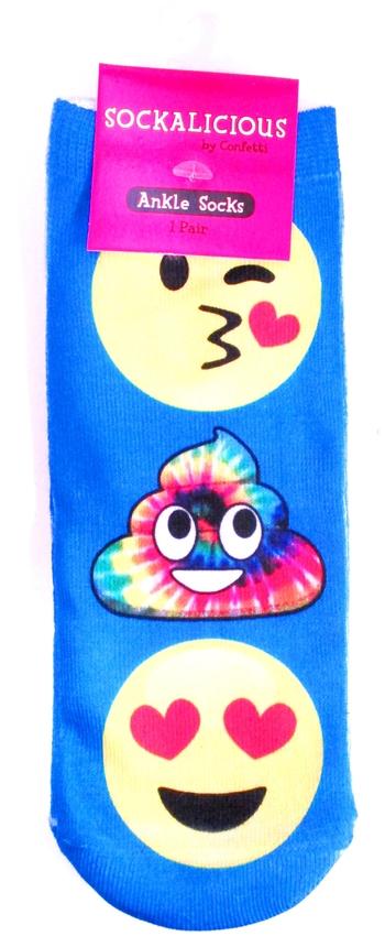 Image Emoji/Poop Ankle Socks