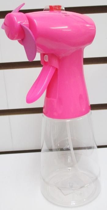 Image Spray Bottle Fan