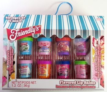 Image Friendly's 8pc Lip gloss Set