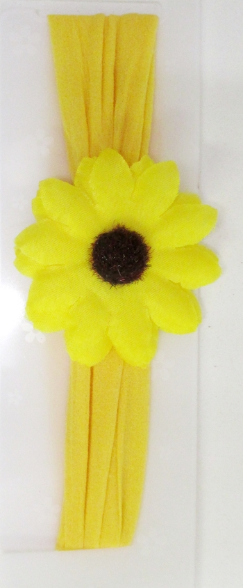 Image Daisy Stocking Headband