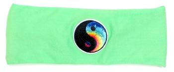 Image Yin Yang Microfiber Headwrap