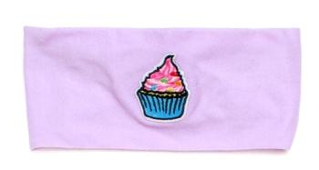 Image Cupcake Microfiber Headwrap
