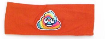 Image Rainbow Poop Microfiber Headwrap