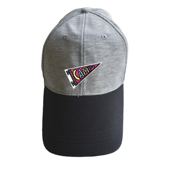 Image Jersey Baseball Hat with Camp Pennant