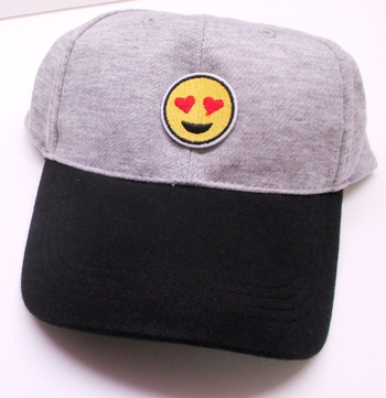 Image Heart Eyes Jersey Hat